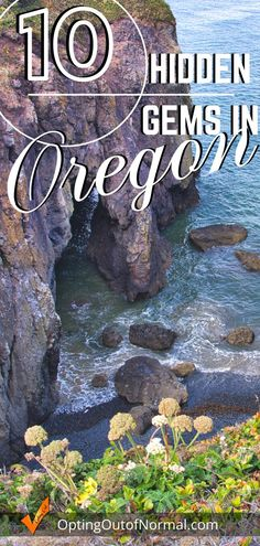 If you're looking for the best places in Oregon a little off the beaten path, and a little more unique, check out our travel advice! Best Places To Travel, Cool Places To Visit, Places To Go, West Coast Road Trip, Road Trip Usa, Oregon Travel, Travel Usa, Oregon Vacation, Canada Travel