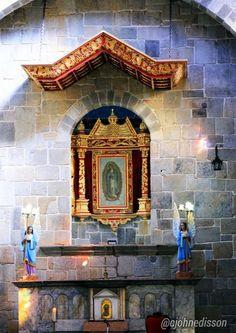 Conozca el Santuario Diocesano de Ntra Sra de Guadalupe en esta Semana Santa. Lo esperamos en Guadalupe Santander.