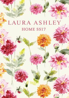 Catalogue of offers from Laura Ashley Laura Ashley Fabric, Laura Ashley Home, Primroses, White Peonies, Where The Heart Is, Shape Design, Love Flowers, Decoration, Wallpaper