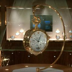 In this exclusive video, noted watch collector and WatchTime event partner Jeff Kingston takes us on a tour of the Patek Philippe Museum, tracing the evolution of timekeeping and finishing with the crown jewel of the collection, Patek Philippe's Caliber 89, the most complicated watch ever made.