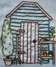 Stitch-A-Long - - - - -