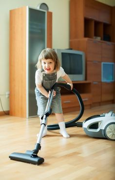 Buy Baby girl with vacuum cleaner by JackF on PhotoDune. Baby girl with vacuum cleaner on parquet floor Info Board, House Chores, Kids Schedule, Best Vacuum, Chores For Kids, Household Chores, Science For Kids, Spring Cleaning, Teaching Kids
