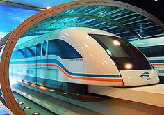 maglev trains - Google Search
