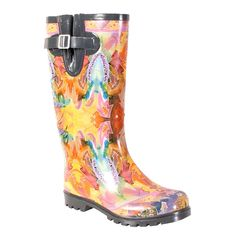 Nomad Women's Puddles III Rain Boot, Raining Cats and Dogs *** You can find more details by visiting the image link.