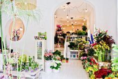 Margarita se llama mi amor es una floristería ubicada en pleno centro de Madrid donde todo se mima hasta el último detalle.