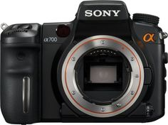 Sony Alpha A700 12.24MP Digital SLR Camera (Body Only) * You can get more details by clicking on the image.