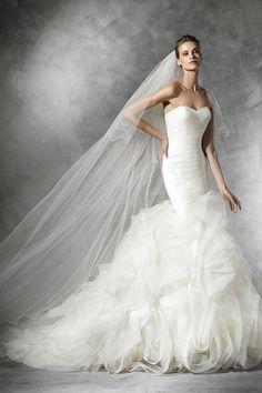 "Pronovias ""Mildred"" :: Blue Sky Bridal Seattle"