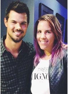 Taylor Lautner - New Fanpic (January 21, 2015)