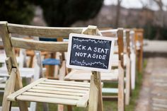 www.wantthatwedding.co.uk wp-content uploads 2014 01 pick-a-seat-not-a-side-signage.jpg