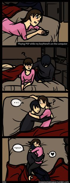 Rage Cuddle by hPolawBear on deviantART