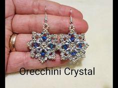 Wire Wrapped Earrings, Wire Earrings, Wire Jewelry, Beaded Jewelry, Jewelery, Handmade Jewelry, Beaded Bracelets, Jewelry Making Tutorials, Beading Tutorials