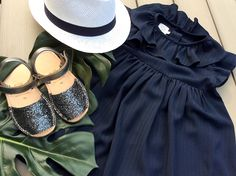 Kids look - Dress Pepitobychus - Hat Catya - Shoes Minorchinas - www.momeme.it