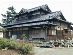 Traditional Japanese House - a photo on Flickriver
