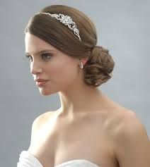 Pink Pewter headbands @ the Corinthian gorgeous for brides and bridesmaids!! @charlotte joines