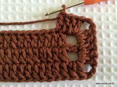 retangular simples passo a passo Tapete retangular simples passo a passo retangular simples passo a passo Crochet Motifs, Crochet Squares, Crochet Doilies, Crochet Stitches, Crochet Home, Love Crochet, Knit Crochet, Knitting Patterns, Crochet Patterns