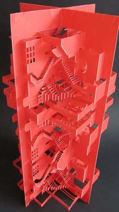 1   Pop-Up Paper Craft Weds Japanese Tradition And Modern Architecture   Co.Design: business + innovation + design