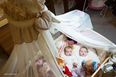 baby bed full of toys :) Full Bed, Bassinet, Toddler Bed, Toys, Baby, Decor, Child Bed, Activity Toys, Crib