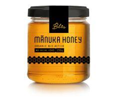 Blis Honey Labels on The Loop