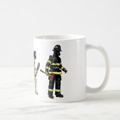 Firefighter Coffee Mug firefighter quotes motivation, firefighter prayer, diy firefighter costume Firefighter Quotes, Firefighter Gifts, Volunteer Firefighter, Personalized Coffee Mugs, White Coffee Mugs, Custom Mugs, Classic White, Photo Mugs, Create Your Own
