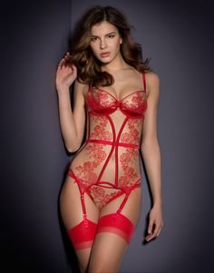 Agent Provocateur SS2014 - 'Gloria' Basque