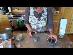 DIY Coffee Bean Candle Video Tutorial