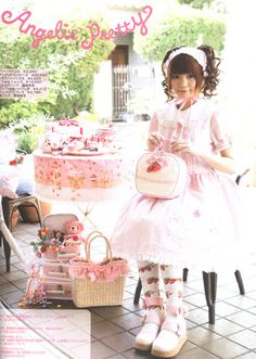 ♥ Angelic Pretty ♥