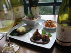 Mmmm! Tapas at the winery!   #Events #Tapas #MarimarEstate #SonomaCounty #Wineries #Food #Wine #MarimarTorres