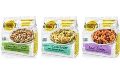 Tommy's Superfoods launches new range of frozen side dishes