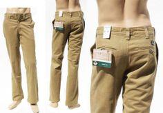 Dockers Khakis Pantaloni Uomo D2 BRUSHED SLIM FIT COUPE ETROITE L30 W30 W31