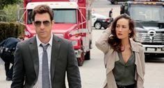 Stalker with Dylan McDermott and Maggie Q - premiers October 1 CBS