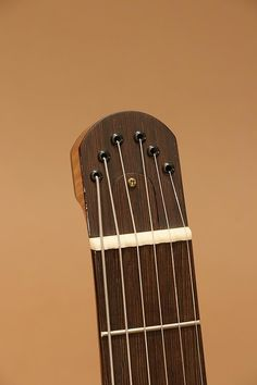 Michihiro Matsuda headless arched top acoustic electric guitar