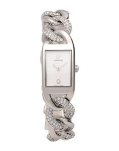 Case material: stainless steel Power supply type: battery operated Chain with openable link Strap material: stainless steel Water resistant Watch Case, Square Watch, Battery Operated, Luxury Branding, Swarovski Crystals, Stainless Steel, Steel Water, Watches, Chain