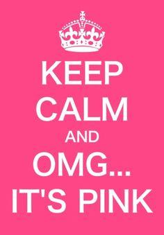 Keep Calm By Enguzel2017 Magenta Purple Pink Sugar