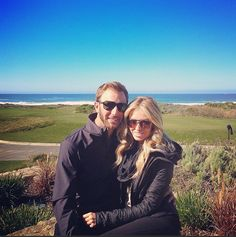 DJ and Paulina Gretzky