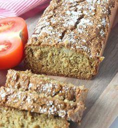 Breakfast Snacks, Breakfast Recipes, Dessert Recipes, Desserts, Gluten Free Vegetarian Recipes, Foods With Gluten, Bread Recipes, Banana Bread, Food Porn