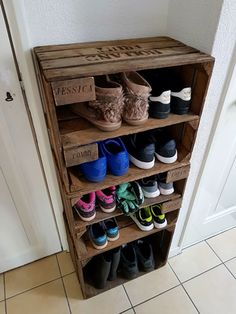 Eindhoven, House Decorations, Shoe Rack, Amsterdam, Bedroom, Home Decor, Houses, Decoration Home, Room Decor