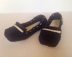 womens loafer slippers. Crochet slippers. Nautical loafer slippers. Cotton slippers