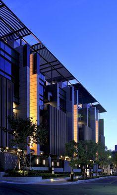 Ritz Plaza Housing Complex / Chin Architects #architecture ☮k☮