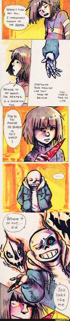 IM SORRY THIS IS UNDERTALE AND ITS MY NEW OBSESSION AND OH MY GOD