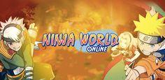 Ninja World Online, играть бесплатно в браузерную онлайн игру Ninja World Online.