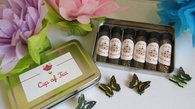 Cup of Tea Gift Set ~ Herbal, Tropical Fruits, Exotic Fruits