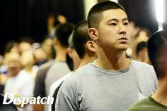 Yunho in military Jung Yunho, Jyj, Tvxq, Paradise, Military, History, Couple Photos, Mens Tops, Twitter