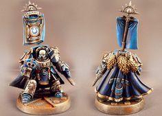 Warhammer Figures, Warhammer Models, Warhammer 40k Miniatures, 40k Sisters Of Battle, War Hammer, Crusaders, Warhammer 40000, Scion, Space Marine