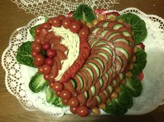Torty slané Salty Cake, Platter, Cherry, Cakes, Inspiration, Make Up Looks, Biblical Inspiration, Food Cakes, Pastries