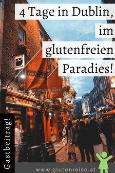 [Gastbeitrag] Dublin: Vier glutenfreie Tage in einem wahren Zöli-Paradies Dublin, Times Square, Broadway Shows, Gluten Free, Travelling, Travel, Gluten Free Food List, Ireland Food, Gluten Free Beer
