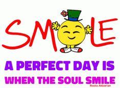 Hi Gif, Smile Gif, Happy Gif, Dance Humor, Smile Photo, All Smiles, Smile Quotes, Good Morning, Dancing