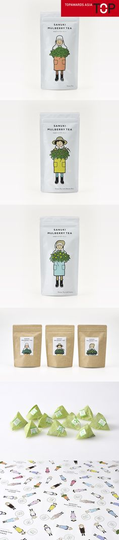 Packaging for tea bags. Pouch Packaging, Cool Packaging, Beverage Packaging, Print Packaging, Packaging Design, Branding Design, Tea Design, Label Design, Visual Communication Design