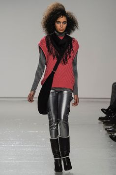 Tracy Reese Fall 2014 Ready-to-Wear Collection Slideshow on Style.com