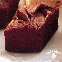 Foolproof Dark Chocolate Fudge Eagle Brand