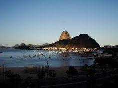 Sugar Loaf by afternoon, Rio de Janeiro, Brazil